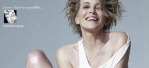 Sharon Stone al desnudo: «Soy feliz como una mujer madura y me siento fantástica»